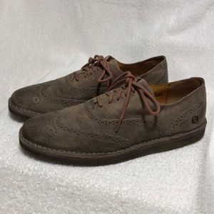 ✳️NEW✳️ Born Rooney Suede Oxford Wingtips Size 9